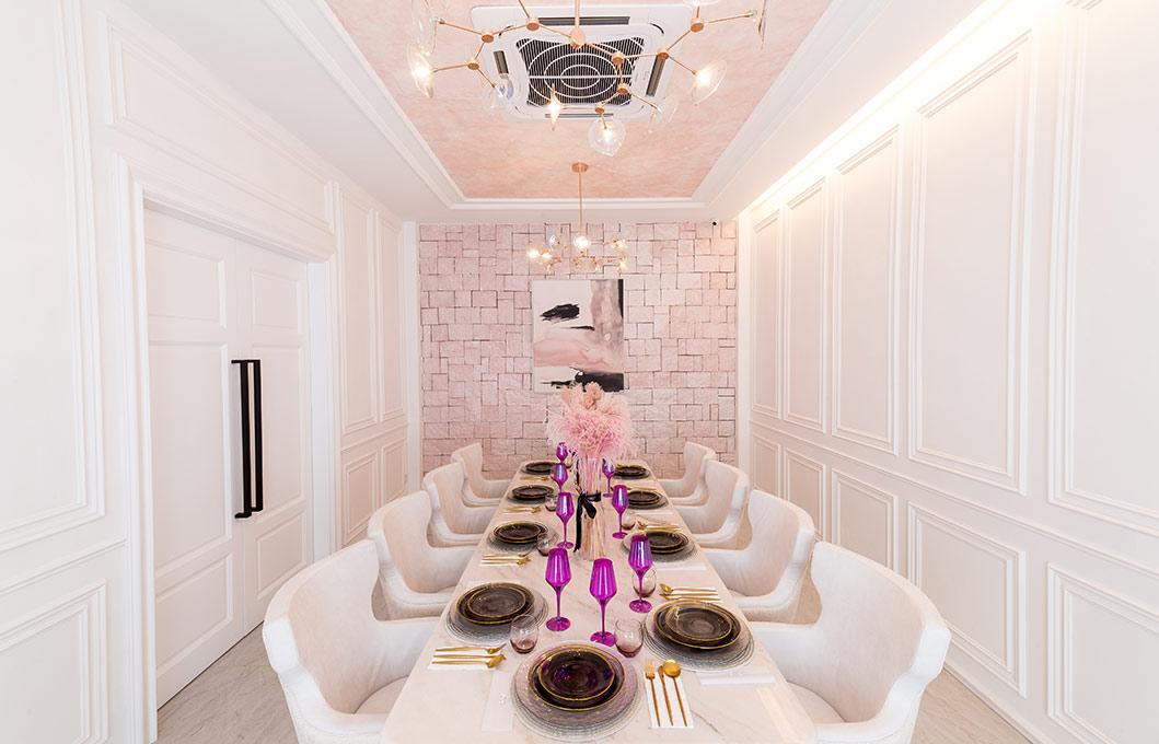 VIP White Room